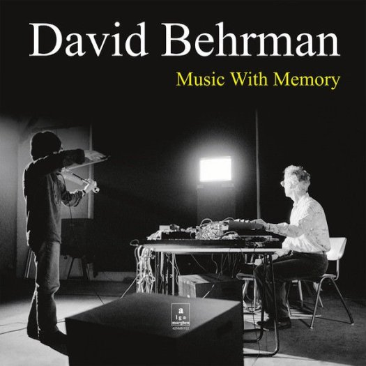 DAVID BEHRMAN / Music With Memory (LP)