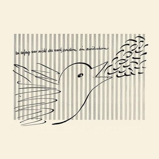 HENNING CHRISTIANSEN / Schafe statt Geigen / Verena Vogelzymphon (LP)