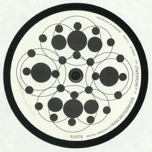 FRANK BRETSCHNEIDER / Plastik (12 inch)