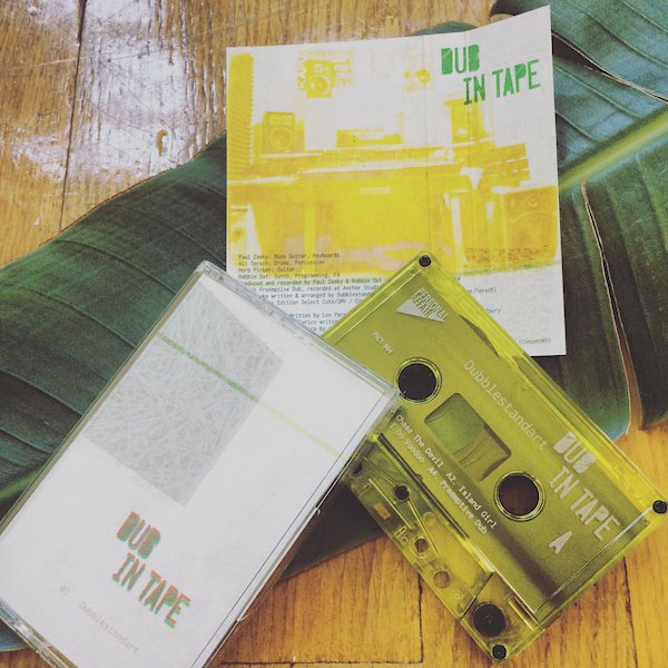 DUBBLESTANDART / Dub in Tape 01 (Cassette)