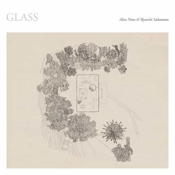 ALVA NOTO + RYUICHI SAKAMOTO / Glass (CD/2LP)