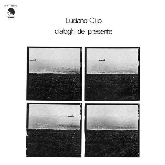 LUCIANO CILIO / Dialoghi Del Presente (LP)