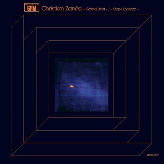 CHRISTIAN ZANESI / Grand Bruit / Stop ! L'horizon (LP+DL)