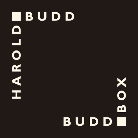HAROLD BUDD / Budd Box - Black Edition (6CD Box)