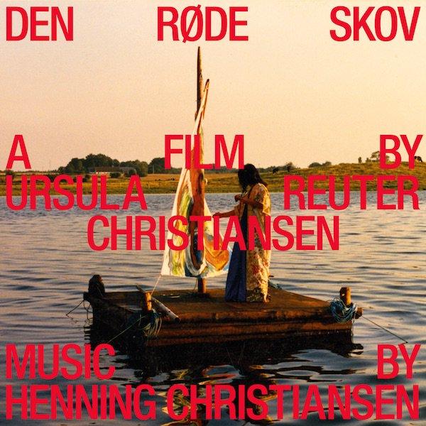 HENNING CHRISTIANSEN / Den Røde Skov (LP)