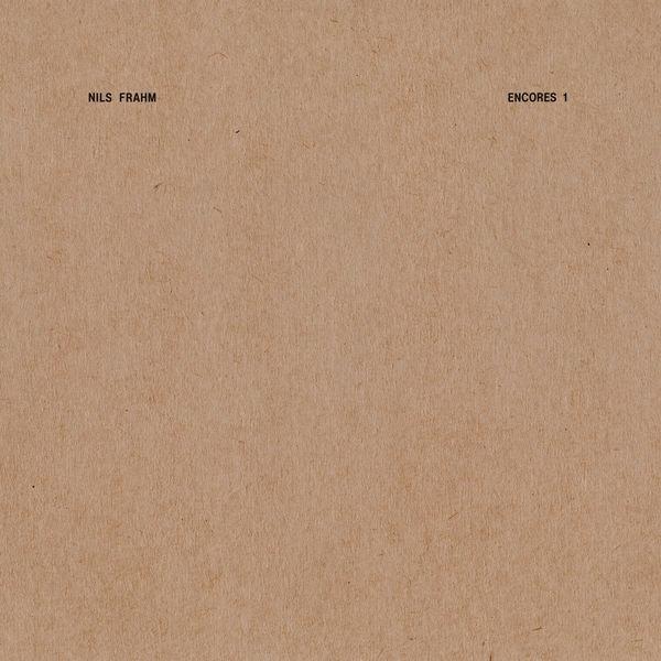 NILS FRAHM / Encores 1 (12 inch)