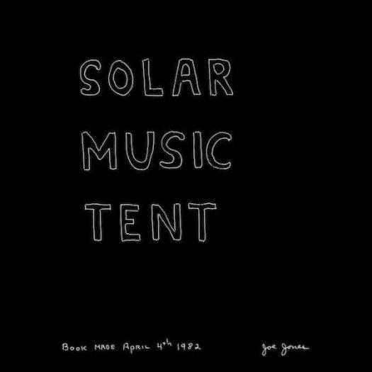 JOE JONES / Solar Music Tent (LP)