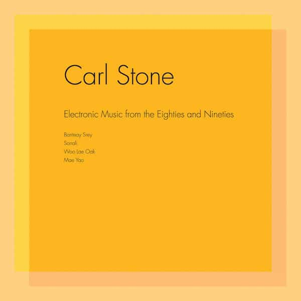 CARL STONE / Electronic Music From The Eighties And Nineties (2LP+DL)
