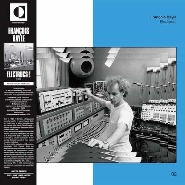 FRANCOIS BAYLE / Electrucs ! (LP)