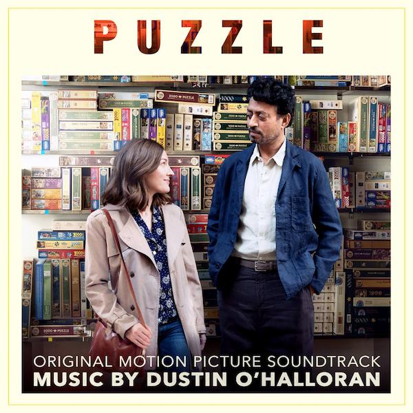 DUSTIN O'HALLORAN / Puzzle (Original Motion Picture Soundtrack) (LP)