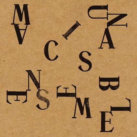 MACIUNAS ENSEMBLE / Maciunas Ensemble (LP)