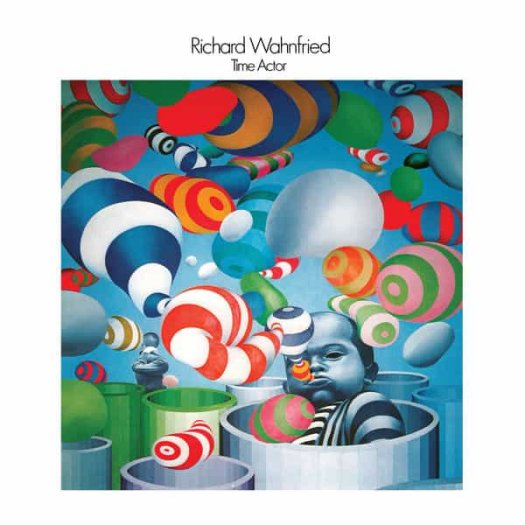 RICHARD WAHNFRIED / Time Actor (2LP)