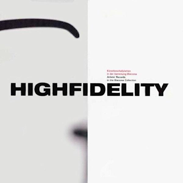 JOHN CAGE / TERRY FOX / HighFidelity (2LP)