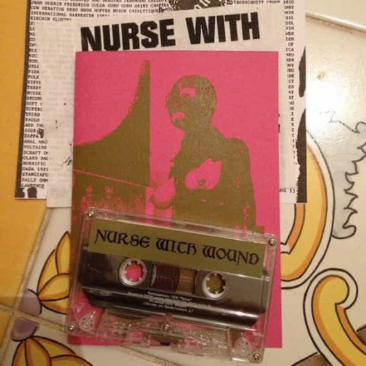 NURSE WITH WOUND / Chance Meeting On A Dissecting Table Of A Sewing Machine And An Umbrella (Cassette)