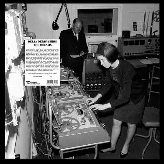 DELIA DERBYSHIRE / The Dreams (LP)