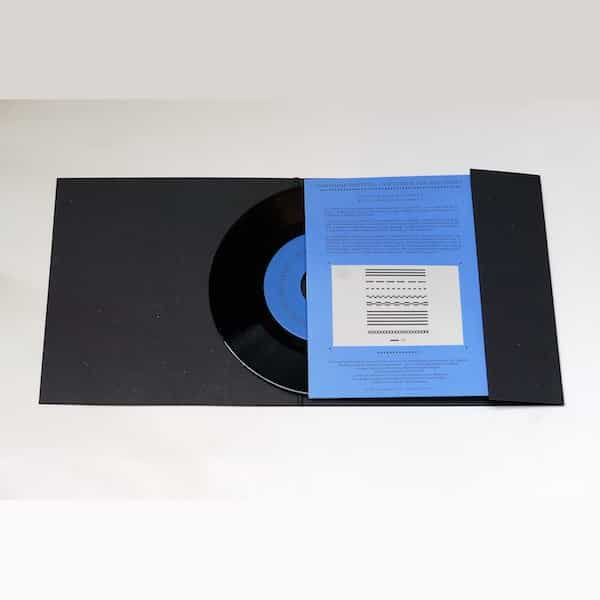CHRISTOPH BERG / Six Cellos for Sol LeWitt (7 inch)