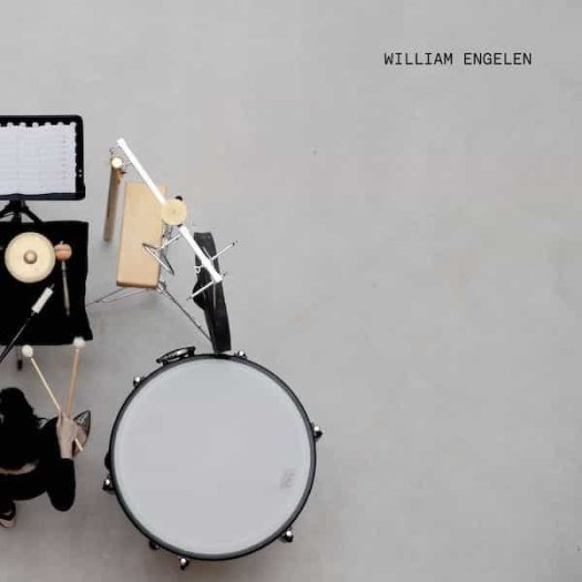 WILLIAM ENGELEN / 32 bpm (LP)