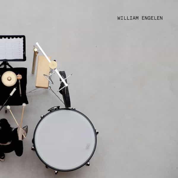 WILLIAM ENGELEN / 32 bpm (LP)