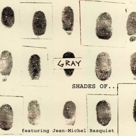 GRAY / Shades Of... (CD/LP)