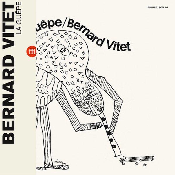 BERNARD VITET / La Guêpe (LP-White Vinyl)