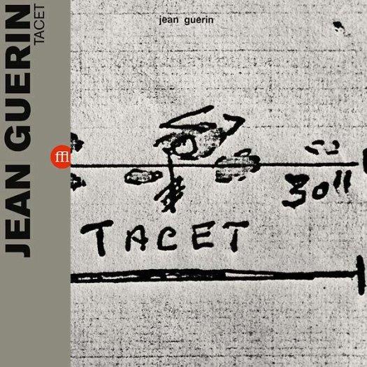 JEAN GUÉRIN / Tacet (LP-Grey Vinyl)
