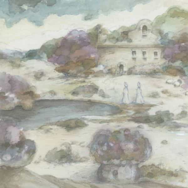 ELODIE / Traces Ephémères (LP)