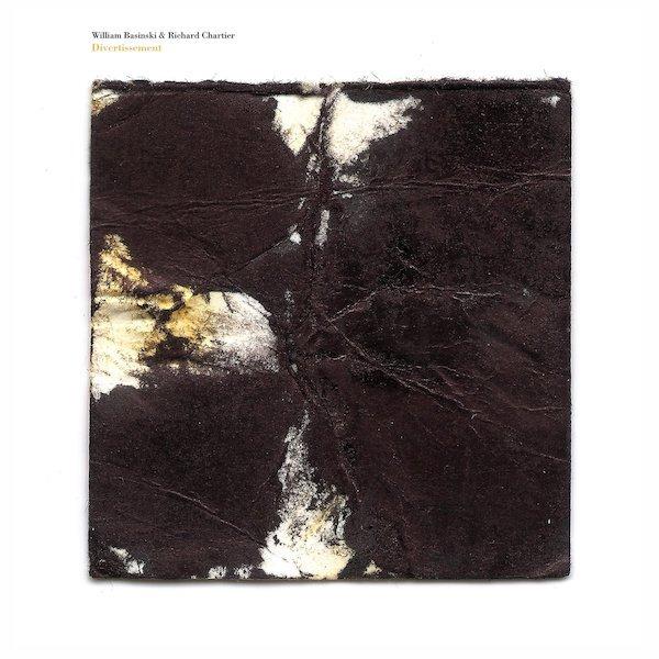 WILLIAM BASINSKI + RICHARD CHARTIER / Divertissement (LP)