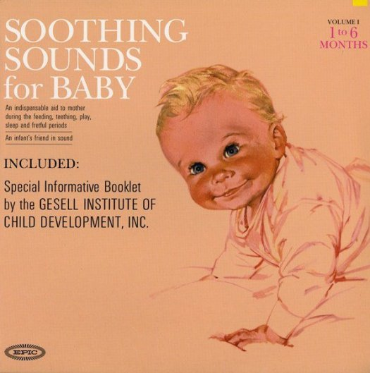 RAYMOND SCOTT / Soothing Sounds for Baby Volume 1, 2 & 3 (3LP)