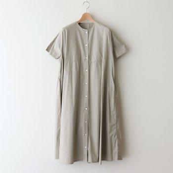 Atelier d'antan | アトリエダンタン _ MARTINU DRESS #GRAY [A232201TD408]