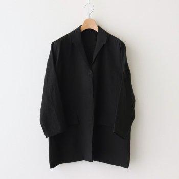 Atelier d'antan | アトリエダンタン _ SEGAL JACKET #BLACK [A232211TJ485]