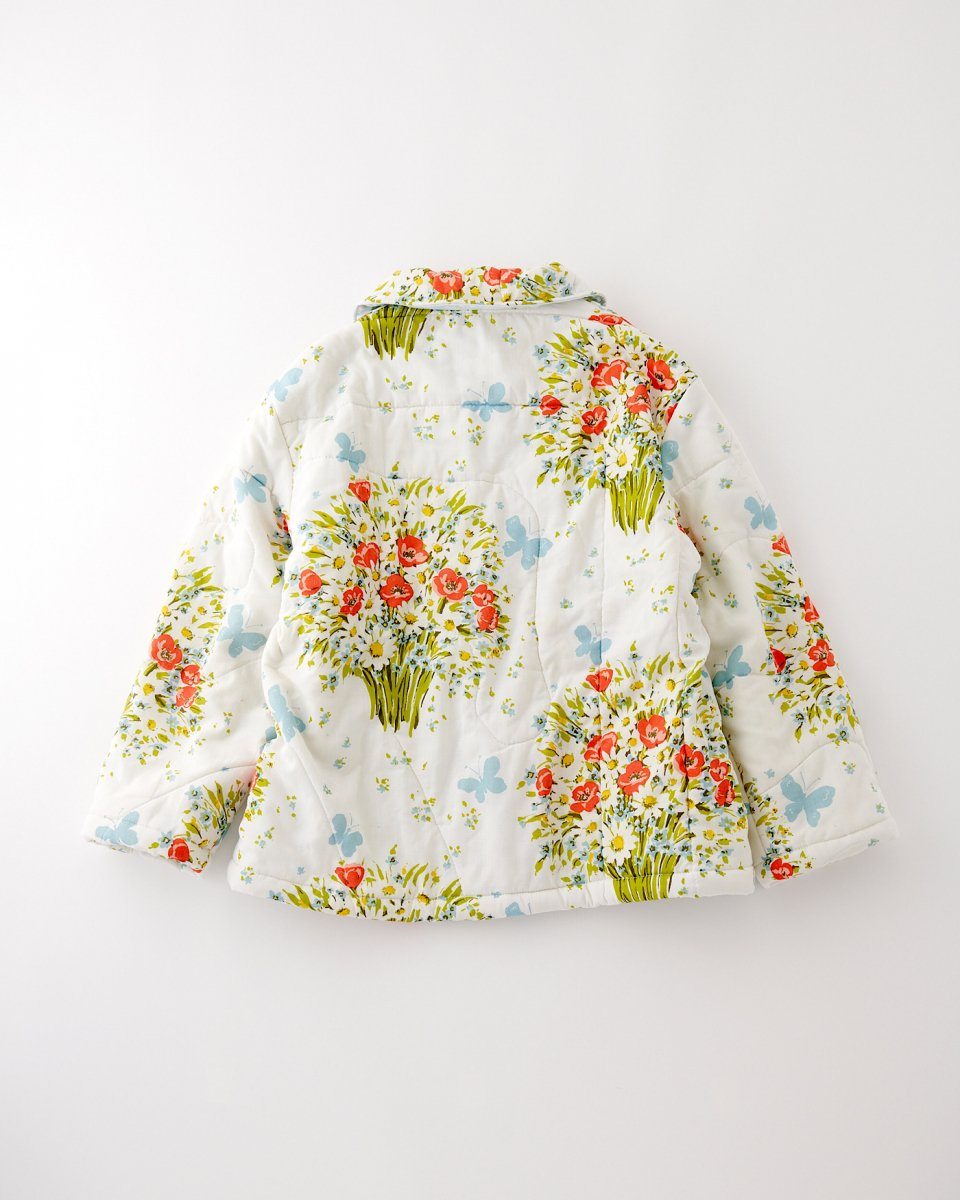 THE SERIES パフジャケット「蝶よ!花よ!」の写真