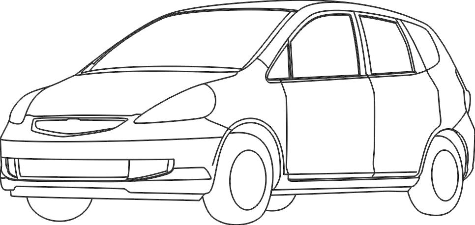 Honda Fit Trace by MasterThizzy on DeviantArt