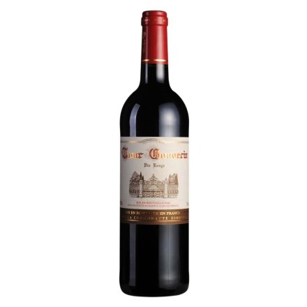 法國勃朗古堡干紅葡萄酒750ml【價格 品牌 圖片 評論】-酒仙網