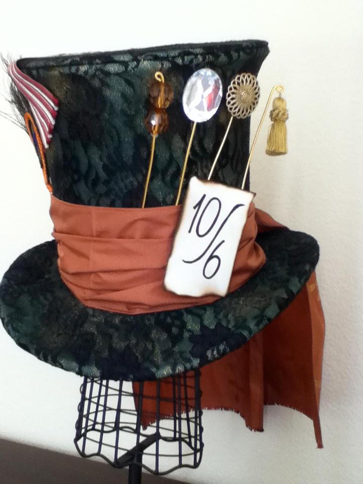 Cute Tokidoki Wallpaper Mad Hatter Top Hat Ebay By Pandoraluv On Deviantart