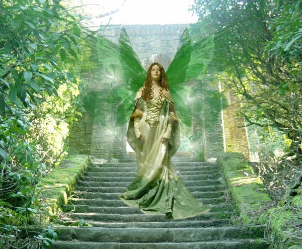 Fairy Queen Angelusmusicus Deviantart