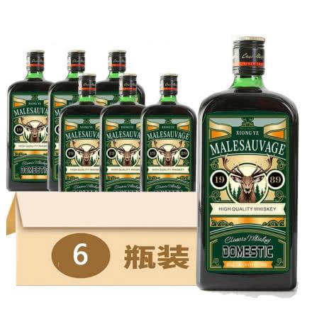 40%vol雄野圣鹿洋酒威士忌700ml*6【價格 品牌 圖片 評論】-酒仙網
