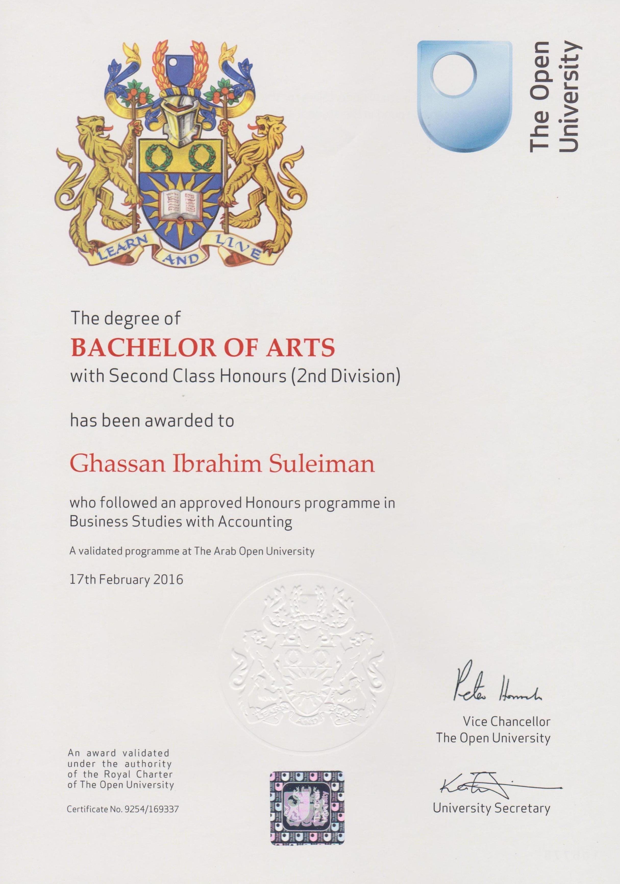 Ghassan Suleiman  Baytcom