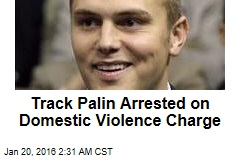Image result for track palin domestic violence