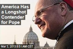 America Has a Longshot Contender for Pope