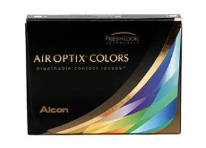 עדשות מגע צבעוניות Air Optix