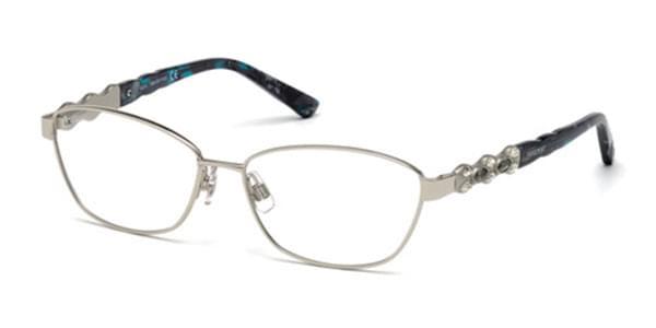 Swarovski SK 5134 016 Eyeglasses in Silver