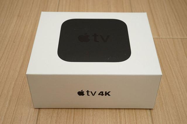 期待大! 発売約1か月の「Apple TV 4K」をAVライター目線で徹底レビュー - 価格.comマガジン