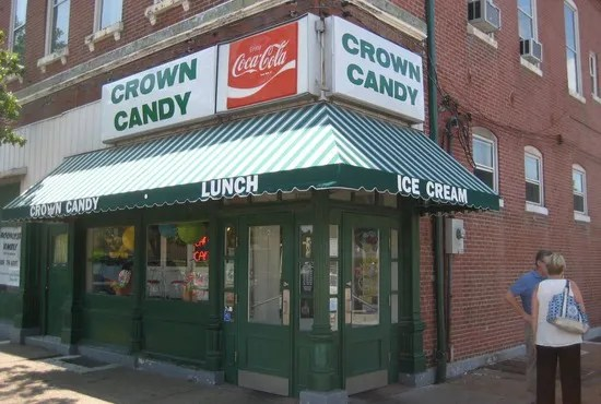Crown Candy Kitchen St Louis Restaurants Review  10Best Experts and Tourist Reviews