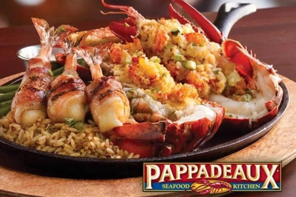 Pappadeaux Seafood Kitchen Austin Restaurants Review