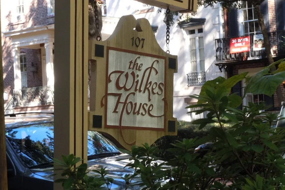 Mrs Wilkes Dining Room Savannah Restaurants Review  10Best Experts and Tourist Reviews