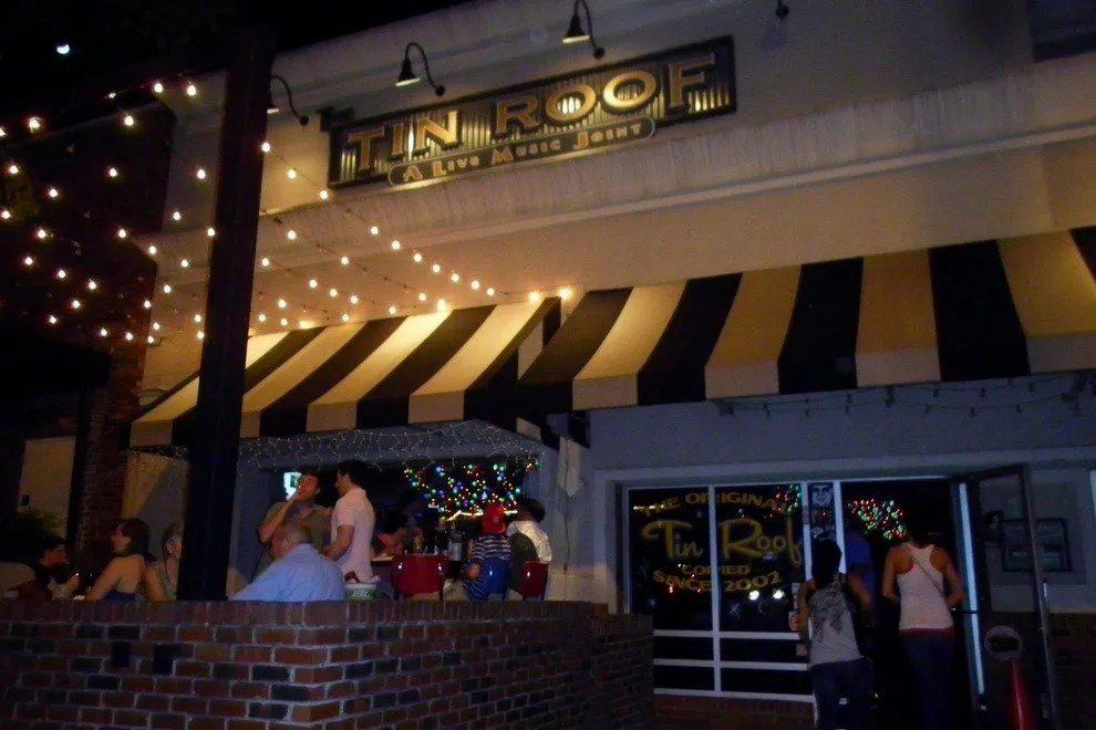 Tin Roof Nashville Nightlife Review  10Best Experts and Tourist Reviews