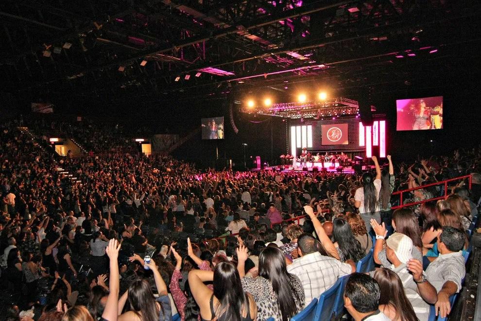 Star of the Desert Arena Las Vegas Nightlife Review