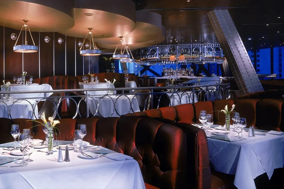 Eiffel Tower Restaurant Las Vegas Restaurants Review  10Best Experts and Tourist Reviews