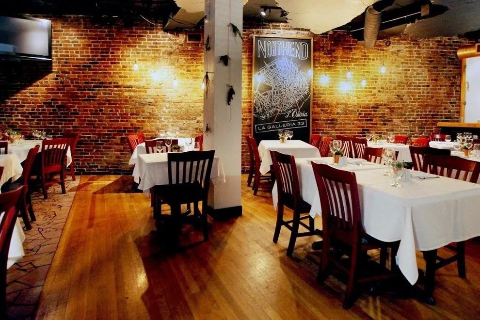 La Galleria 33 Boston Restaurants Review  10Best Experts