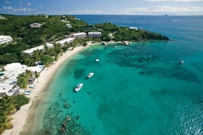 st thomas hotels hotels